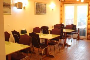 Restaurace v ubytování Welcome Lambafell