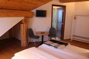 TV a/nebo společenská místnost v ubytování Welcome Lambafell