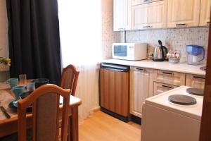 Кухня или мини-кухня в Квартира на Морском