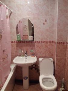 Ванная комната в 1-комнатная квартира