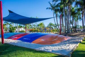 The swimming pool at or near Oaks Sunshine Coast Oasis Resort