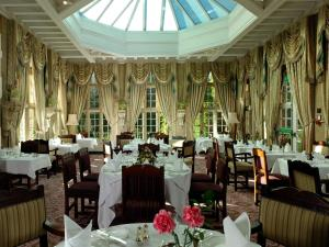 A restaurant or other place to eat at Tylney Hall Hotel