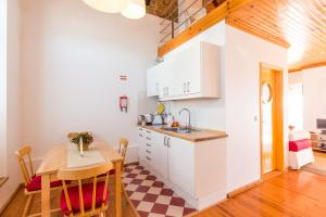 A cozinha ou kitchenette de Casa d'Arriba