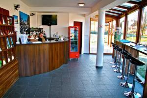 Lobby alebo recepcia v ubytovaní Apartments Ski & Sun