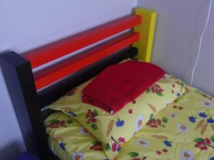 A bed or beds in a room at Tamme Hostel