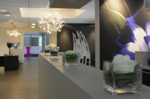 The lobby or reception area at Europahotel
