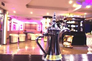O lounge ou bar de Hodo Al Masaken 2