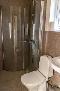 A bathroom at Gerdi Guesthouse