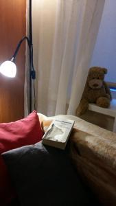 Кровать или кровати в номере Turist