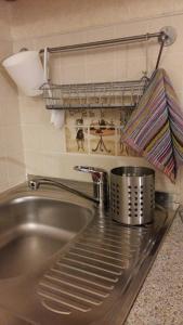 Кухня или мини-кухня в Turist