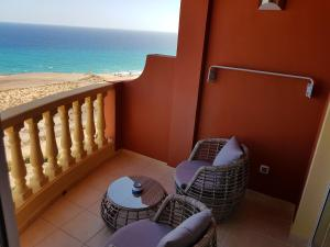 Balkon lub taras w obiekcie Playa Paraiso II