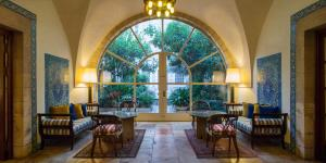 A restaurant or other place to eat at The American Colony Hotel - Small Luxury Hotels of the World