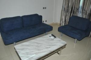 A seating area at Hotel Ramonwende