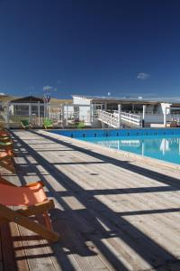 The swimming pool at or near Baikal View Hotel