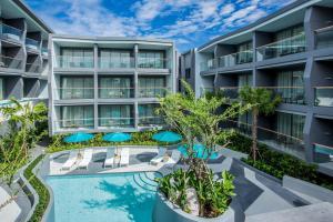 Vaade basseinile majutusasutuses The SIS Kata, Resort (SHA Plus+) või selle lähedal