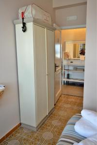 A kitchen or kitchenette at Salerno Al Golfo B&B