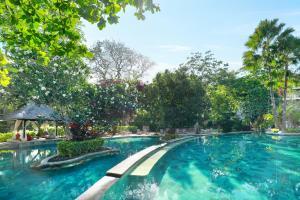 The swimming pool at or close to Novotel Bali Nusa Dua
