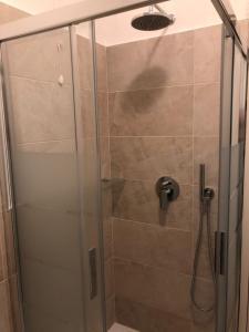 A bathroom at Villa Gatti