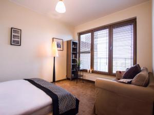 Część wypoczynkowa w obiekcie VacationClub - Olympic Park Apartment B606