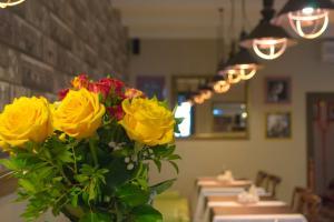 Ресторан / где поесть в Отель Матисов Домик у Новой Голландии