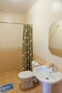 Ванная комната в Reskator Hotel