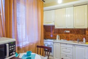 Кухня или мини-кухня в Tverskaya-Mayakovskaya