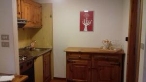Cucina o angolo cottura di Belvedere