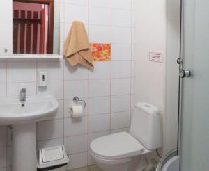 Ванная комната в Бон Отель