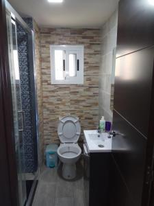 Un baño de Apartamento Angel Alcazar 35