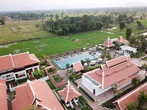 A bird's-eye view of Sriwilai Sukhothai