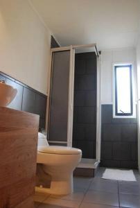 Un baño de Hostal Morocha