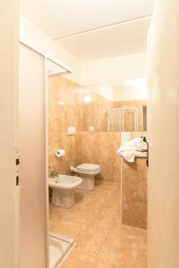 A bathroom at Agriturismo Podere L'Agave
