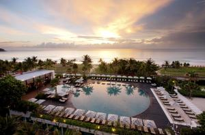 A view of the pool at Hilton Phuket Arcadia Resort & Spa (SHA Plus+) or nearby