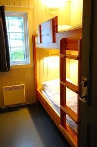 A bunk bed or bunk beds in a room at Preikestolen BaseCamp