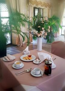 Ресторан / где поесть в Спа отель «Шато Спас»