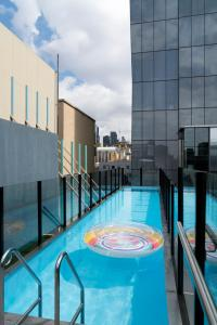 The swimming pool at or near Adelphi Hotel
