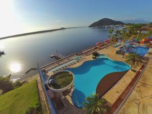 Uma vista da piscina em Hotel Marazul ou nos arredores