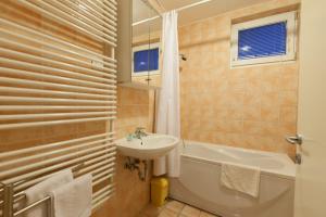 A bathroom at Apartment Irena