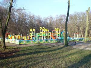 Детская игровая зона в Gostevoy Domik