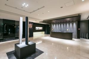 The lobby or reception area at Hotel Brighton City Osaka Kitahama