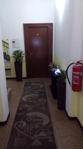 TV o dispositivi per l'intrattenimento presso Hotel Tirreno