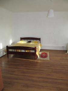 Кровать или кровати в номере Красная площадь