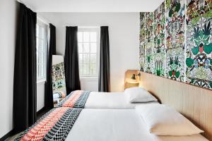 Letto o letti in una camera di Generator Amsterdam