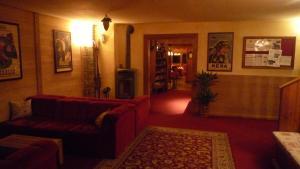 Hall o reception di Rifugio Camparient