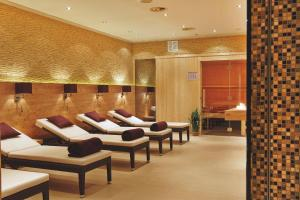 Spa and/or other wellness facilities at H+ Hotel Hannover