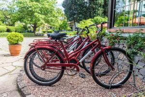 Biking at or in the surroundings of Vila Suzana Parque Hotel