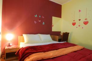 Krevet ili kreveti u jedinici u okviru objekta Guest House MK Star