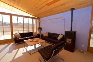 Zona de estar de Casa Oryza