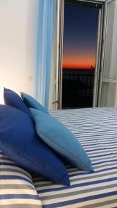 A bed or beds in a room at Mare mìa