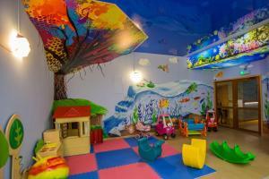Klub dla dzieci w obiekcie Pensjonat Sosnowe Zacisze